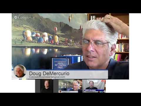 Colorado Business Weekly Hangout October 9 2013
