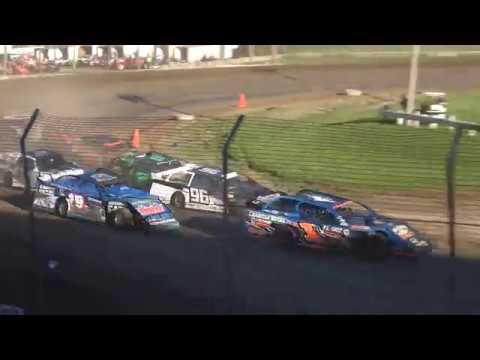 USMTS Heat 2 Upper Iowa Speedway 5/28/17
