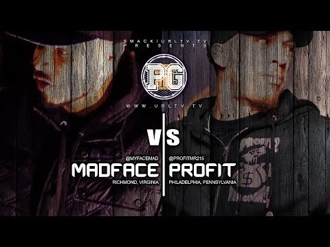 MADFACE VS PROFIT SMACK/ URL BATTLE | URLTV
