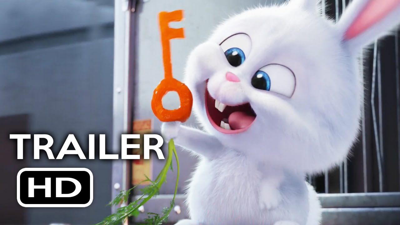 The Secret Life Of Pets Snowball Trailer 2016 Louis C K Animated Movie Hd