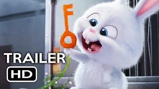 Watch!! Watch!! The Secret Life of Pets (2015) FULL Movie HD Best Quality
