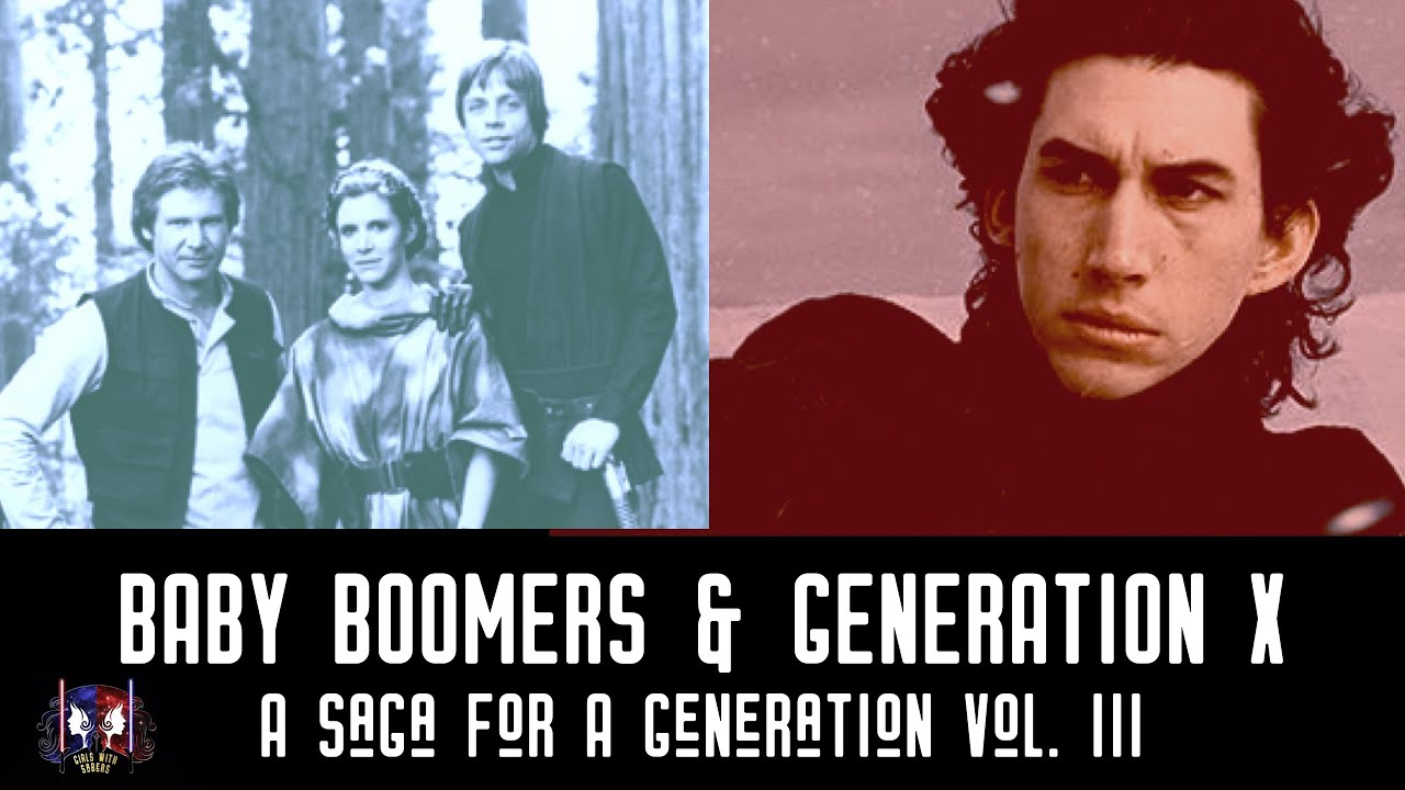 Baby Boomers & Gen X: A Saga For A Generation Vol. II ...