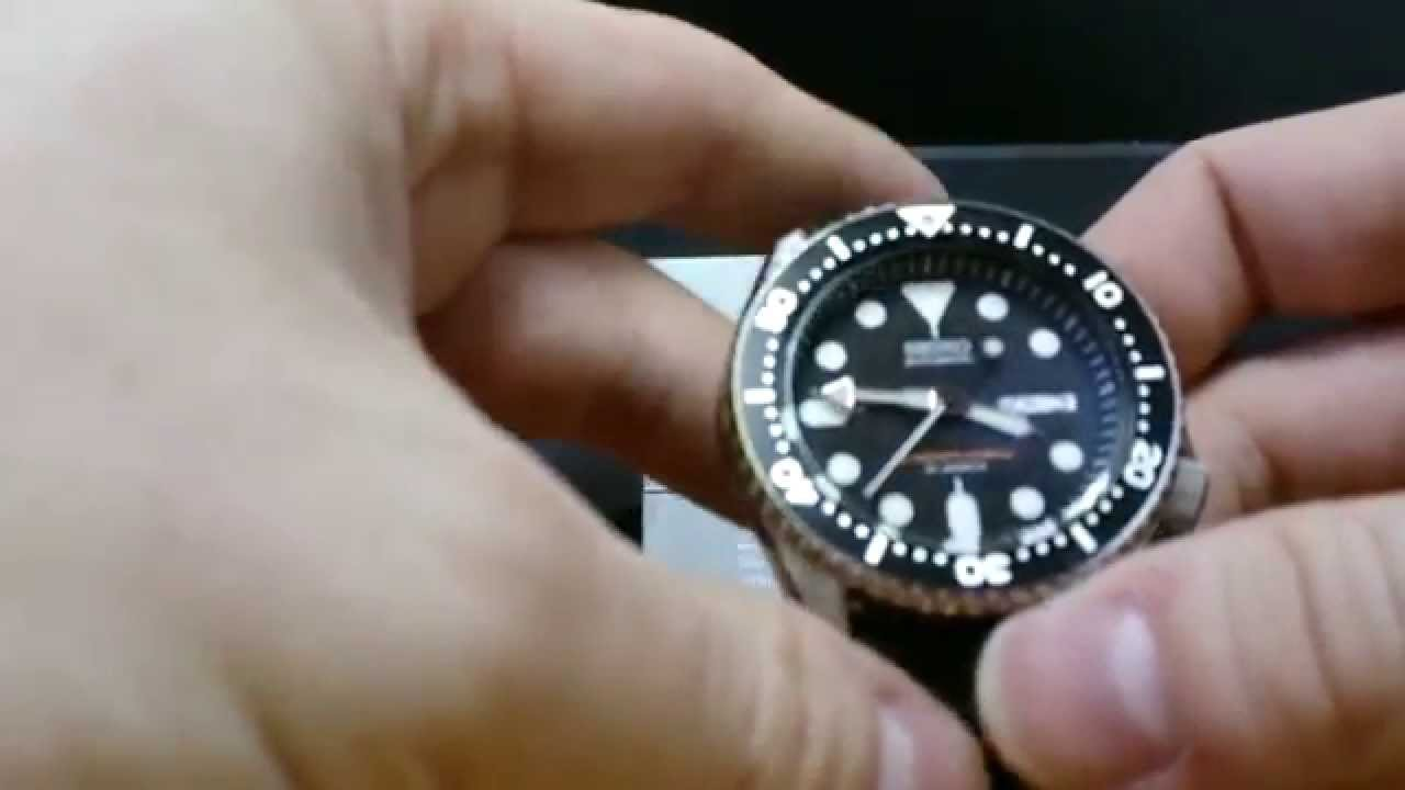 seiko re great creation amazing skx watches chapter misaligned ring with