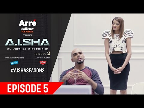 A.I.SHA My Virtual Girlfriend Season 2 | Episode 5