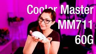 Is it time to upgrade your mouse? - Cooler Master MM711 60G REVIEW