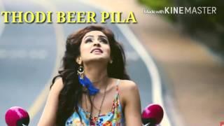 Thodi beer pila - Aditya salanker - Muskan sheti - dj rimix