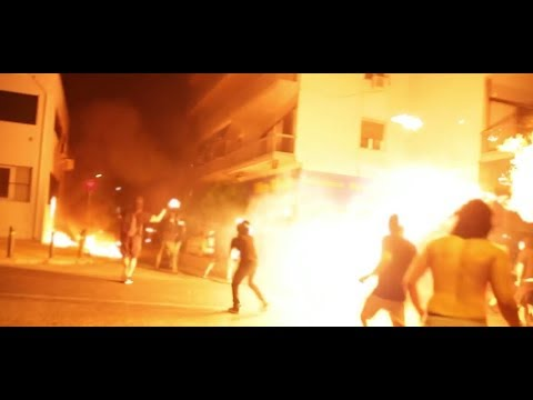 From Charlottesville to Athens: Antifa riot 4 years after the murder of Pavlos Fyssas by neonazis