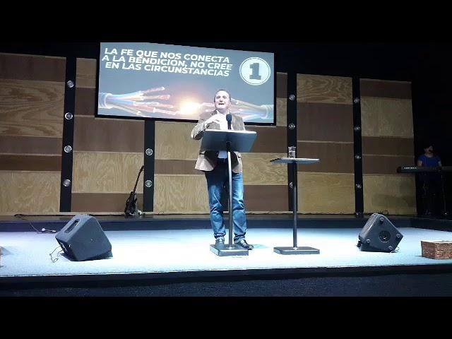 La fe te conecta con tu bendición - Pastor Diego Touzet