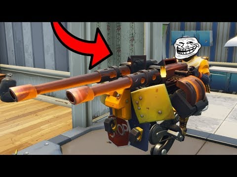 Sky Does FortNite Episode 2 : Deadlox PRANKED me!