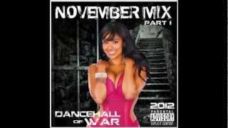 New Dancehall November Mix 2012, Mavado, Vybz Kartel & More