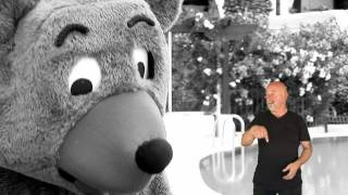 The Bear (Yogy Bear Rude Song Dance Mix) - Ray Wilde & Barry Diston.mpg