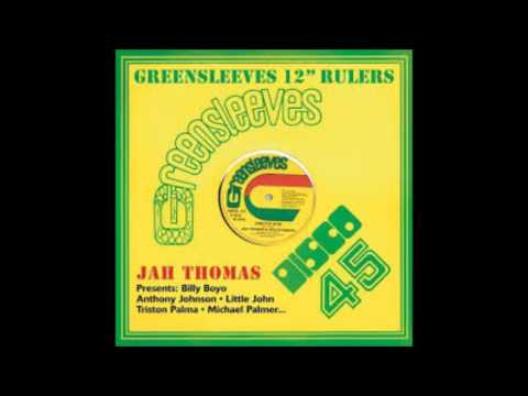 Greensleeves 12 Inch Rulers- Produced by Jah Thomas (Full Album)