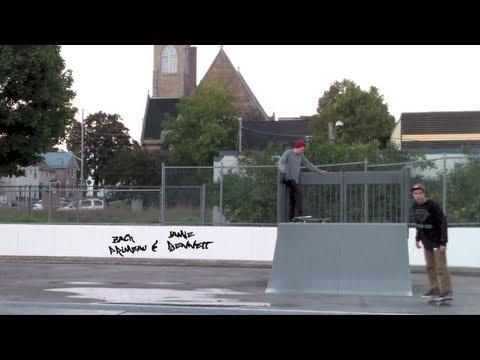 "Jamie Bennett & Zach Primeau ""The City Never Sleeps"""