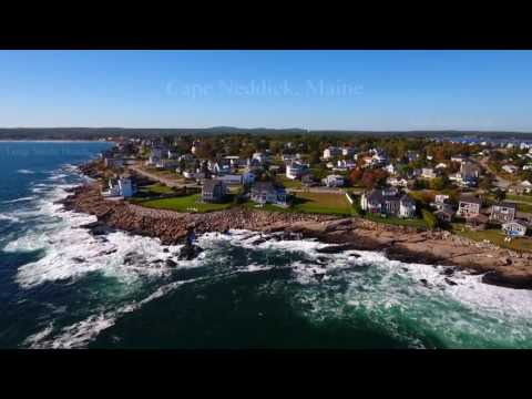 York Beach   Cape Neddick   Maine