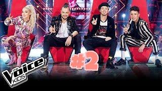 Najlepsze Momenty The Voice Kids #2  Odc 3 I 4