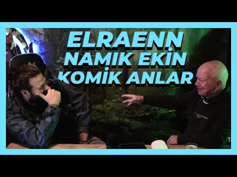 ELRAENN - NAMIK EKİN KOMİK ANLAR MONTAJ ! (FUNNY MOMENTS)