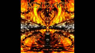 Meshuggah - Nothing 2002 (full album)