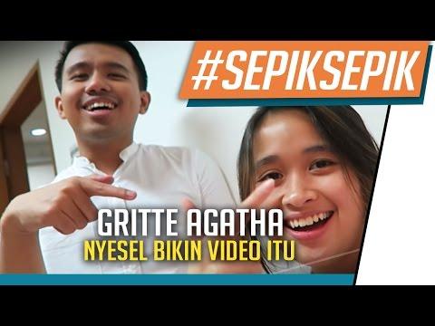 Gritte Agatha - Aku Dan Prilly Nyesel Sih Bikin Video Itu