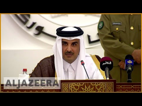 Qatar Emir says country will thrive despite blockade