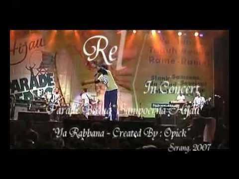 Reli3f Band - Ya Robbana - Opick Song - Live in Concert Parade Beduk ( Ya Robbana - Opick)