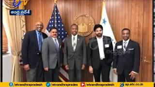 Pawan Kalyan Participated | in Meeting with the Housing & Urban Development Sec.Ben Carson | U.S
