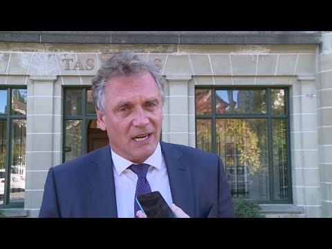 سويسرا: تحقيقات حول -صلات غير قانونية- بين فالكه والخليفي بشأن حقوق بث مباريات كأس العالم  - 11:22-2017 / 10 / 13