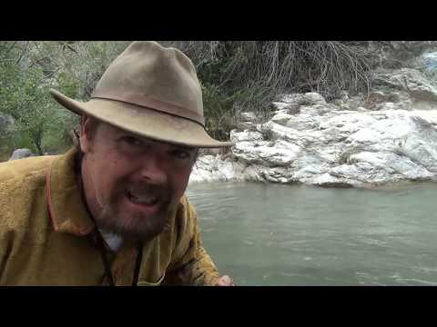 WHERE TO FIND GOLD !!!! East Fork of the San Gabriel . ask jeff Williams