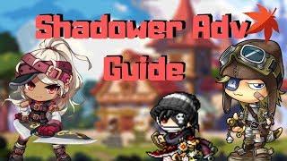 Maplestory Shadower Adv Guide