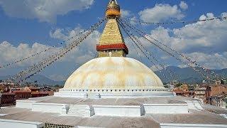 Boudhanath Stupa (बौद्धनाथ), Kathmandu, HD Experience