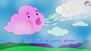 Học tiếng Trung online - 天气 (Thời tiết)