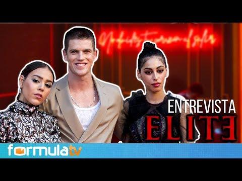 Miguel Bernardeau, Danna Paola Y Mina El Hammani Revelan La Relación Poliamorosa En ÉLITE