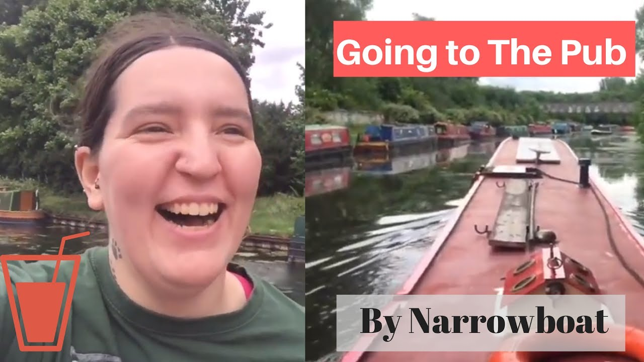 Narrowboat Journey - River Lea, London