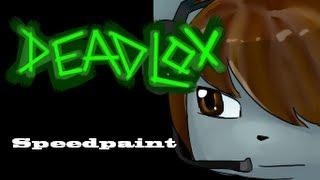 Speedpaint :: Youtubers as Pokemon #4 - DeadloxMC