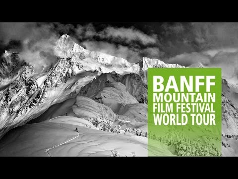 Banff Mountain Film Festival World Tour 2014 (Germany, Austria, Switzerland and Netherlands)
