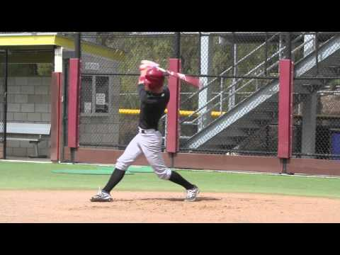Riley Helland Class of 2015 (Shortstop, Third Base)  Baseball Recruiting Video