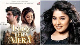 Sunidhi Chauhan New Song 2021 Ishq Tera Mera Hriday Gattani Sunidhi Chauhan New Pop Song 2021
