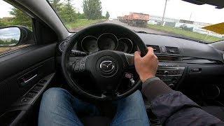 2006 Mazda 3 1.6 Mt Pov Test Drive