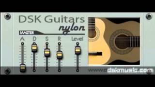 DSK Guitars Nylon - Free VST