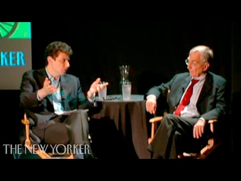 Seymour M. Hersh In Conversation With David Remnick - The New Yorker Festival