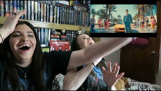 JONAS BROTHERS- COOL MUSIC VIDEO REACTION Video