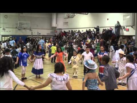 Weyanoke Elementary School's 2015 Heritage Festival