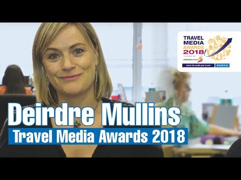 Travel Writer Deirdre Mullins Asks the Irish Travel Media to Vote
