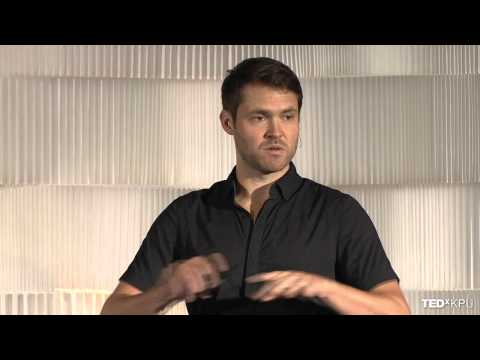 Stretchy pants and marginal gains | Tom Waller | TEDxKPU