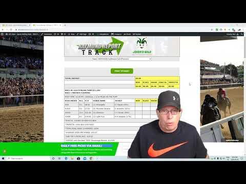 GULFSTREAM PARK FREE HORSE RACING PICKS 6-05-20