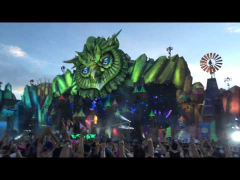 Showtek  FTS Fuck The System EDC 2015 @ Kinetic Field