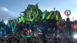 Showtek - FTS (Fuck The System) EDC 2015 @ Kinetic Field