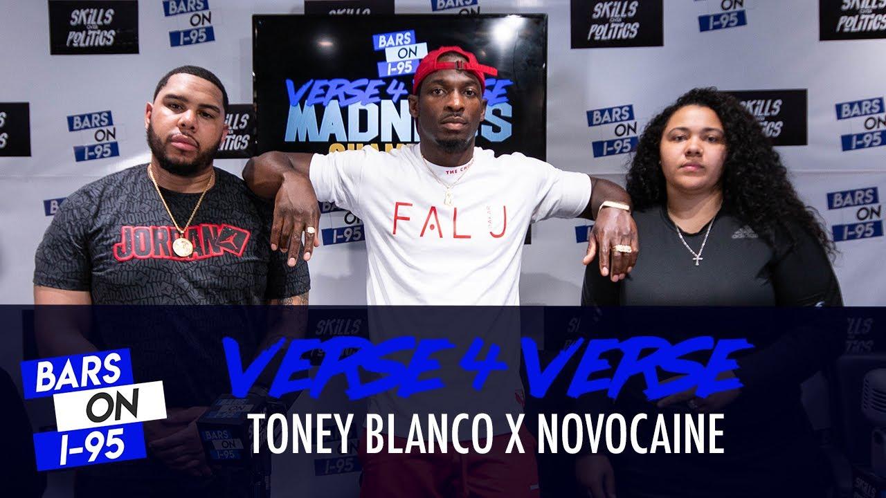 Bars On I-95 V4V Final Round Toney Blanco & Novocaine