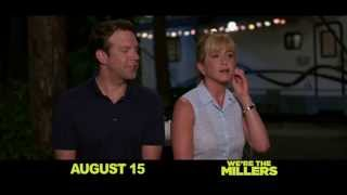 We're The Millers (2013) Fake Family, Real Problems Clip
