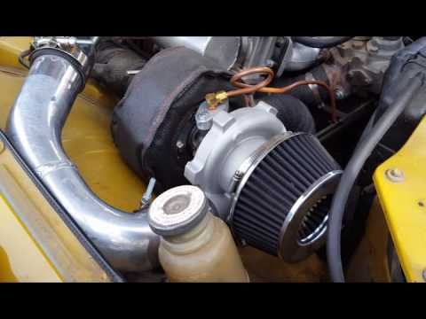 Volvo 140 Turbo Carbureted Coupe