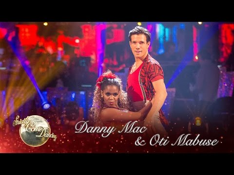 Danny & Oti Salsa to 'Vivir Mi Vida' by Marc Anthony  Strictly Come Dancing 2016: Week 12